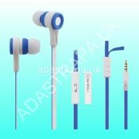 av:link 100.312 Rubberised Stereo Earphones