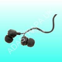 av:link 100.331 EM9B Round Mini In-Ear Earphone