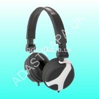 av:link 100.636 QX40W Stereo Headphones