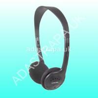 av:link 101.306 SH30T Stereo TV Headphones