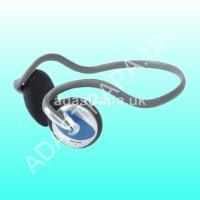 av:link 101.309 SH30N Neckband Stereo Headphones