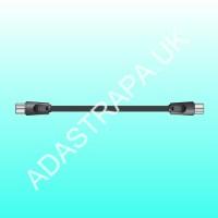 av:link 112.154  RG6 Coaxial Plug to Plug Lead
