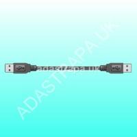 av:link 113.003  USB 2.0 Extension Lead