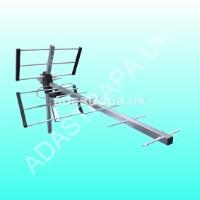 Mercury 120.805  UHF Digital Aerial