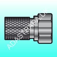 av:link 120.921 C0001 High Quality F Plug