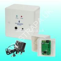 av:link 122.380  Bluetooth Receiver Wallplate & Backbox