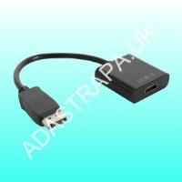 av:link 122.425 DisplayPort to HDMI Adaptor