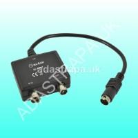 av:link 124.160 IO-ADPT I/O Port RF2 Adaptor