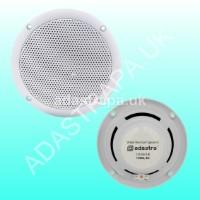 Adastra 125.061 OD6-W4 Water Resistant Speaker Pair