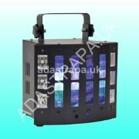 QTX 151.597 SURGE LED + Laser Effect