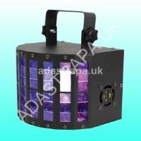 QTX 151.605 DERBY9 Classic Derby LED Light Effect