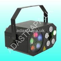 QTX 151.606 Gobo Starwash Multi Light Effect