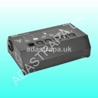 QTX 154.101 DMX-D4 DMX Booster/Distributor