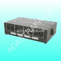 QTX 154.102 DMX-D8 DMX Booster/Distributor