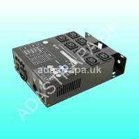 QTX 154.110 DP4 DMX Dimmer Pack
