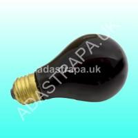 QTX 160.011  Black Light Bulb