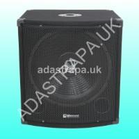 QTX 170.750 QT15S Bass Speaker Cabinet