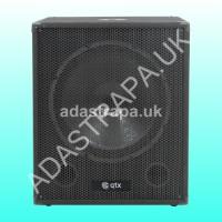 QTX 170.751 QT15SA Active Subwoofer Speaker Cabinet