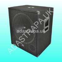 QTX 170.754 QT18S Bass Speaker Cabinet