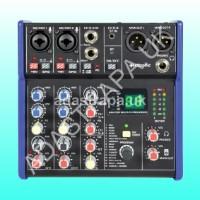 Citronic 170.875 CSD-4 Compact Mixer