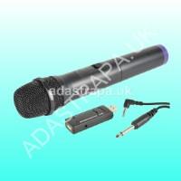 QTX 171.807 U-MIC-864.8 Wireless Handheld Microphone Set