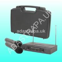 QTX 171.816 VH2 Wireless Radio Microphone System