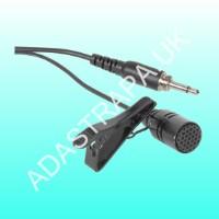 Chord 171.855 LM-35 Lavalier/Lapel Tie-Clip Microphone