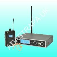 Chord 171.892 IEM16 UHF In-Ear Foldback Monitoring System