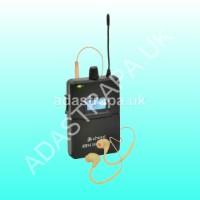 Chord 171.893 IEB16 UHF In-Ear Foldback Monitor Receiver