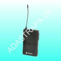 Chord 171.958 NU4-BT864.8 Beltpack Transmitter