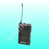 Chord 171.960 NU4-BT863.42 Beltpack Transmitter