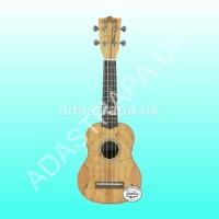 Chord 175.304 SPALTED SOPRANO Native Soprano Ukulele