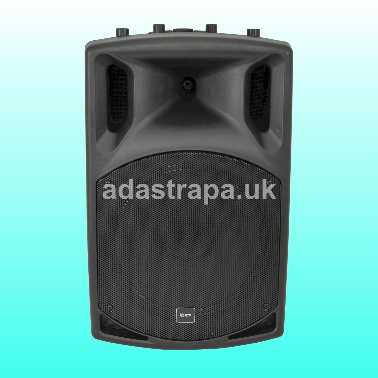 QTX 178.857 QX15PA-plus Portable PA Unit