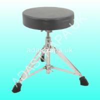Chord 180.241 CDT-3 Wide Round Drum Throne