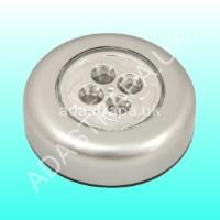 Mercury 410.324 PL001 Round Push-On Light