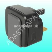 Mercury 421.764 USB-UK224v2 Twin USB Mains Charger