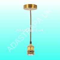 Lyyt 429.502 PHE27-AGD E27 Pendant Cord Set