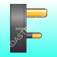 Mercury 429.802  13A Mains Plug