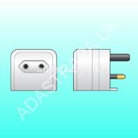 Mercury 429.810 BCA3W BCA Euro Converter Plug