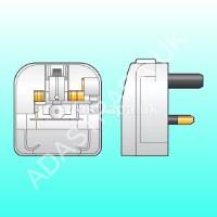 Mercury 429.821 ECP5AW European Converter Plug