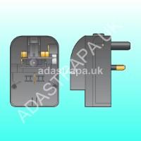 Mercury 429.941 SCP3 SCP3 Euro Converter Plug