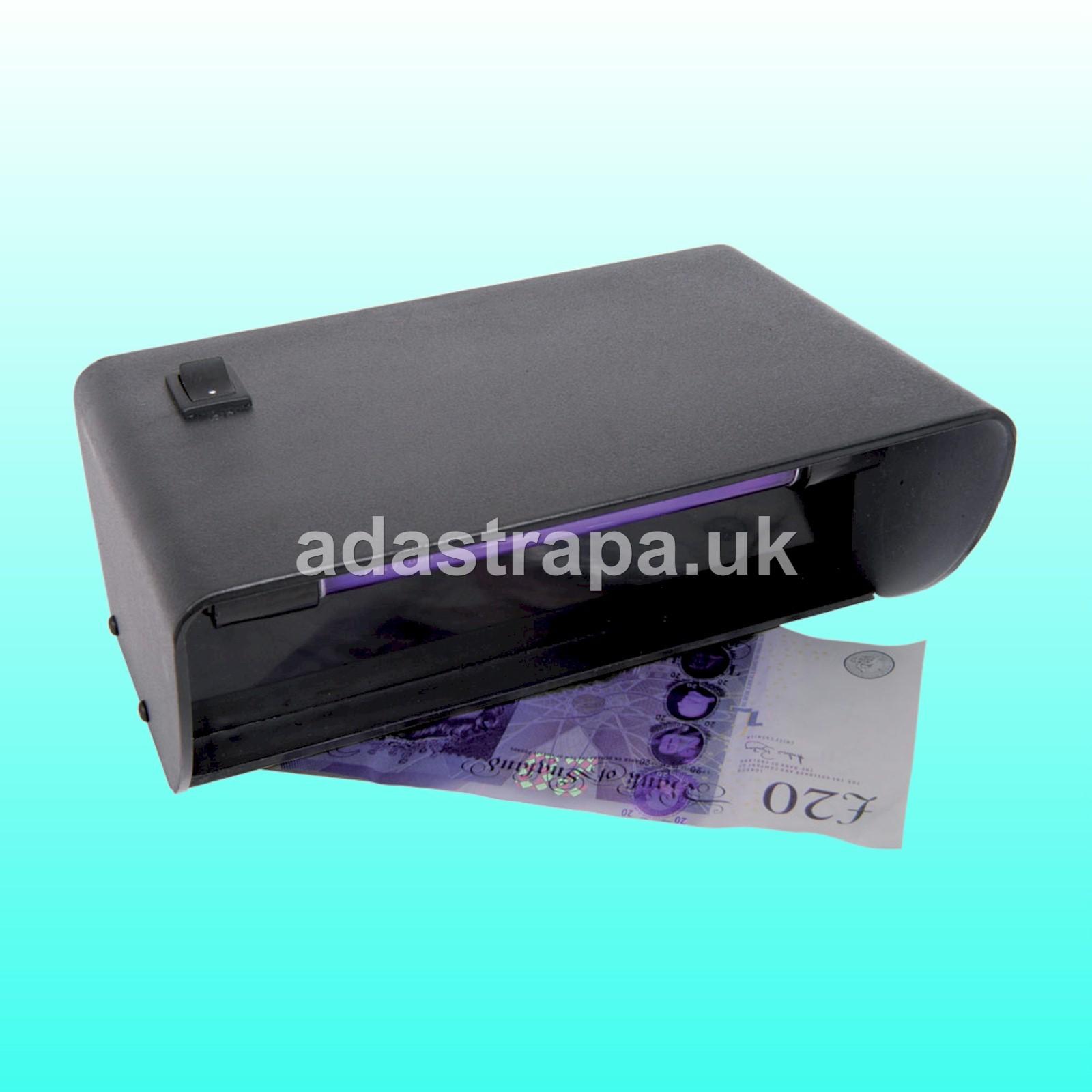 Mercury 457.204 MD100 Bank Note Checker