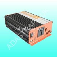 Mercury 652.102 IPS600-12 Pure Sine Wave Inverter