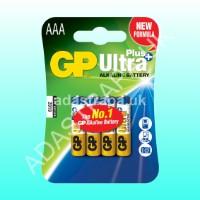 GP 656.000  AAA Alkaline Batteries