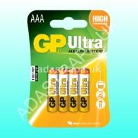 GP 656.013  AAA Alkaline Batteries