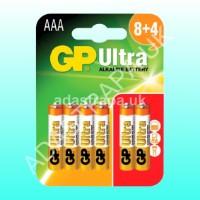 GP 656.016  AAA Alkaline Batteries