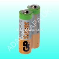 GP 656.030  AA Alkaline Batteries
