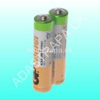 GP 656.031  AAA Alkaline Batteries