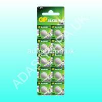 GP 656.208  LR54 Alkaline Button Cell