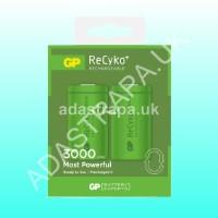 GP 656.853  C NiMH Rechargeable Batteries
